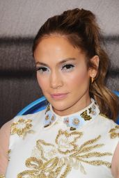 Jennifer Lopez Hot in Mini Dress -