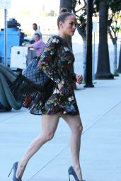 Jennifer Lopez - Out in Burbank, March 2015