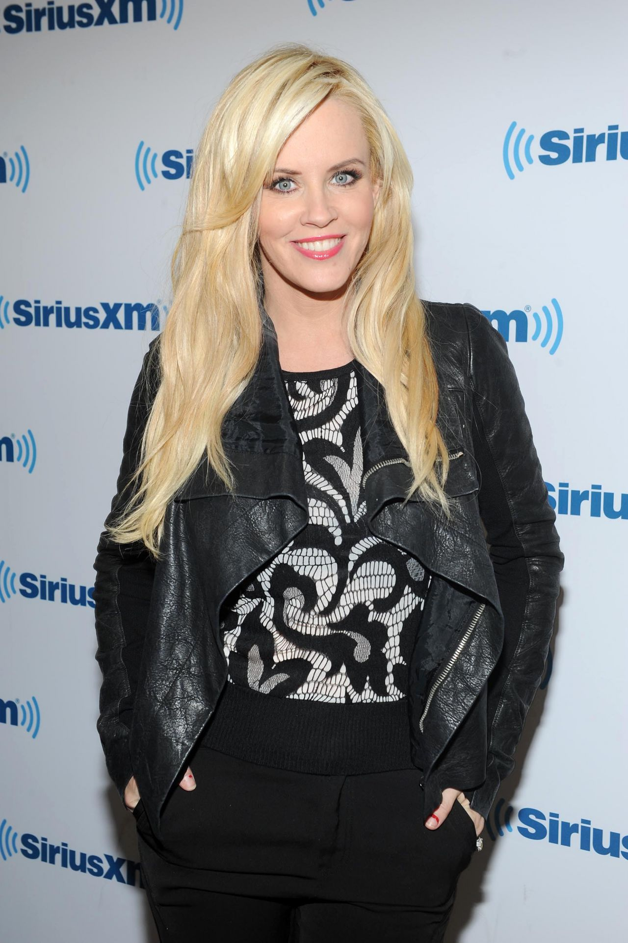 Jenny McCarthy at SiriusXM Studios in New York City, March 2015