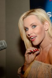 Jenny McCarthy - SiriusXM Radio Show in New York City, March 2015