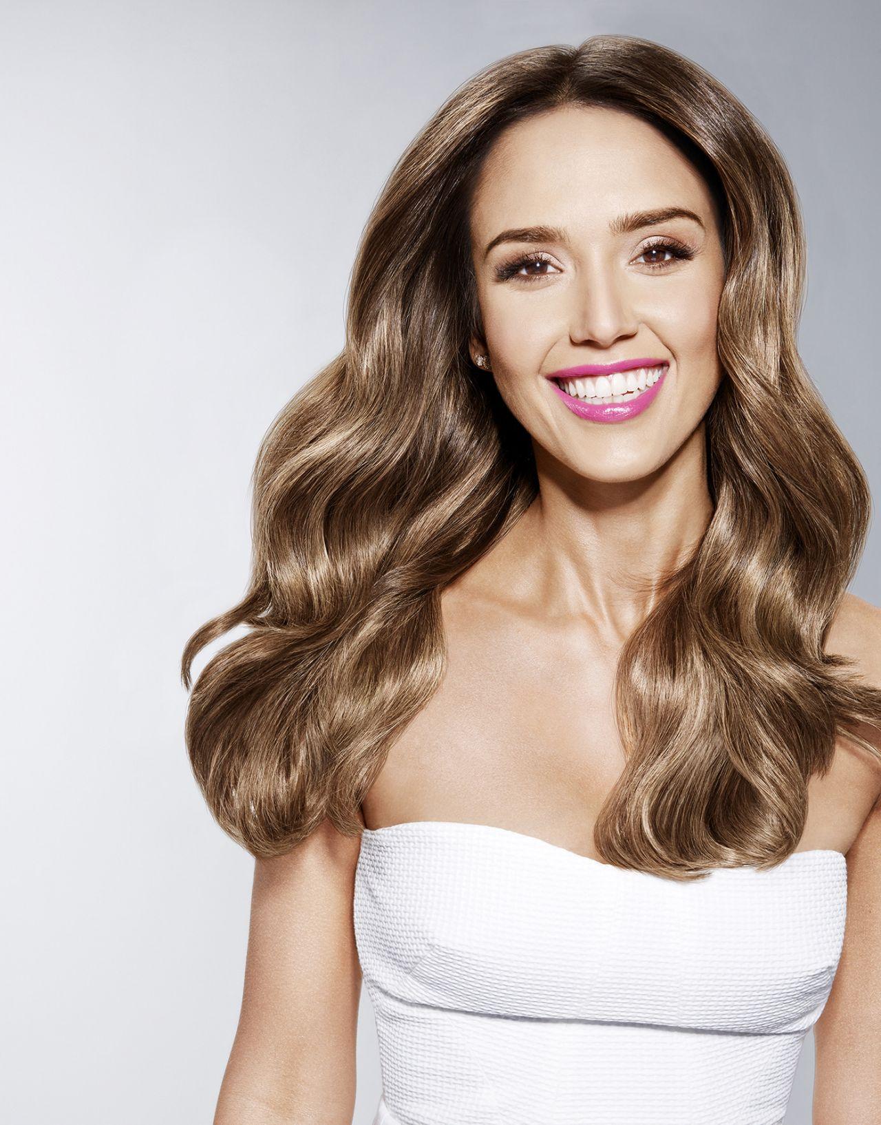 Jessica Alba Pics – Braun 2015 Campaign