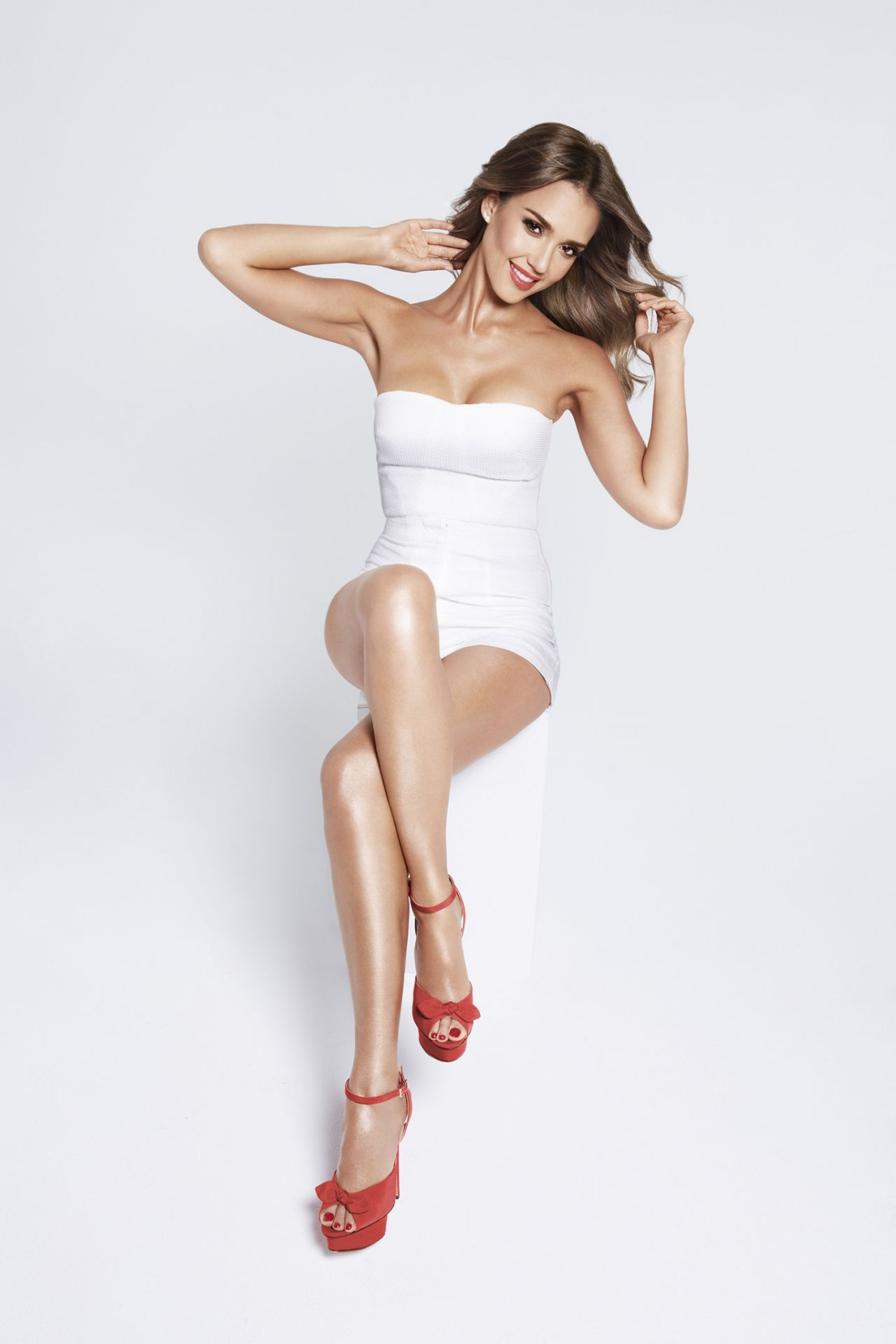 Jessica Alba Nude Pics & Videos That