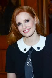 Jessica Chastain – Interstellar Live Event in London