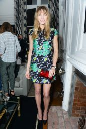 Jessica Hart - CFDA Vogue Fashion Fund Americans in Paris Cocktail