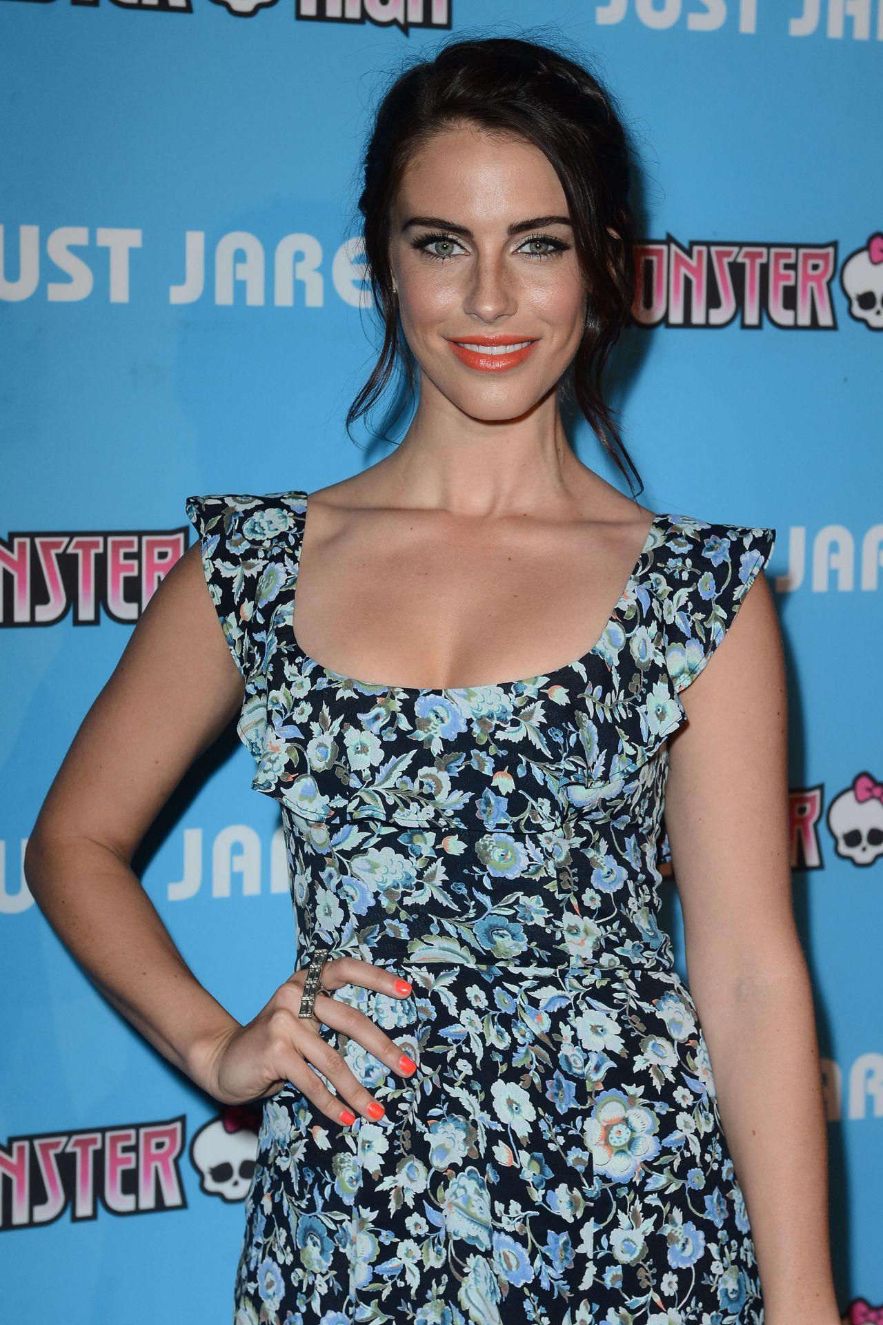 Jessica Lowndes – Just Jared's Throwback Thursday Party in Los Angeles, March 2015