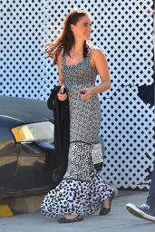 Jessica Lowndes - Out in Los Angeles - March 2015