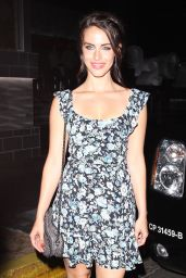 Jessica Lowndes - Outside the Blind Dragon in Los Angeles, March 2015