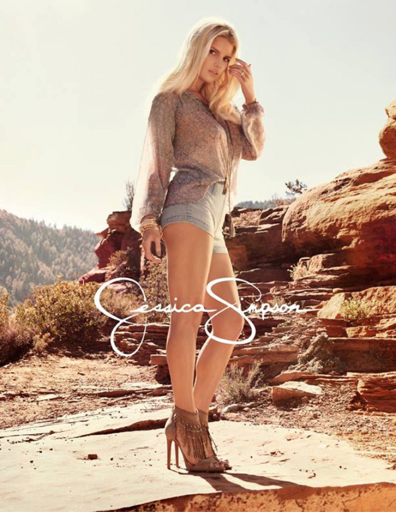 Jessica Simpson -