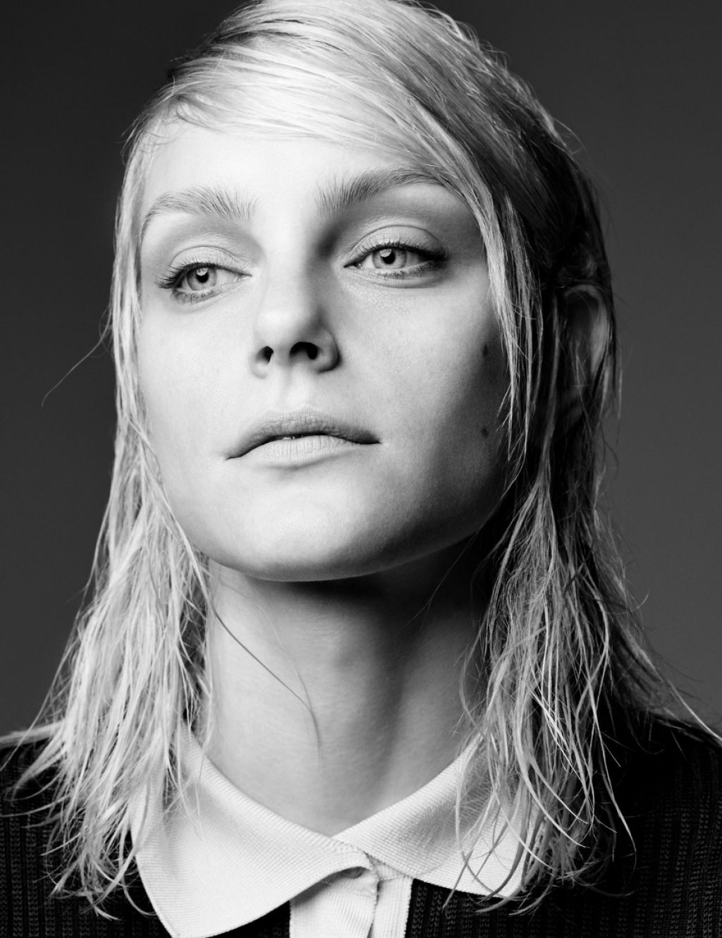 Jessica Stam - LOVE Magazine Spring/Summer 2015 Issue