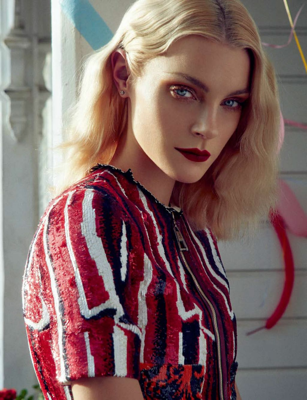 Jessica Stam - Numéro Magazine (China) april 2015 Issue