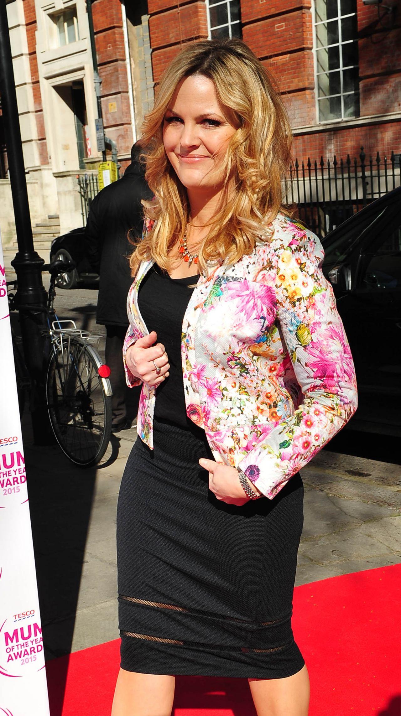 ... - 2015 Fotos de Famosos - Tesco Mum Of The Year Awards in London Awards
