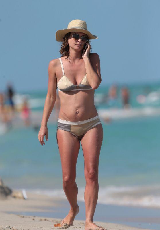 Josie Maran Bikini Pics - Miami, March 2015
