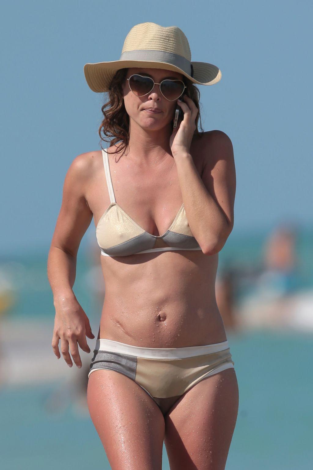 Josie Maran Bikini Pics Miami March 2015