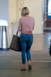 Julianne Hough Booty in Jeans - Out in West Hollywood, February 2015