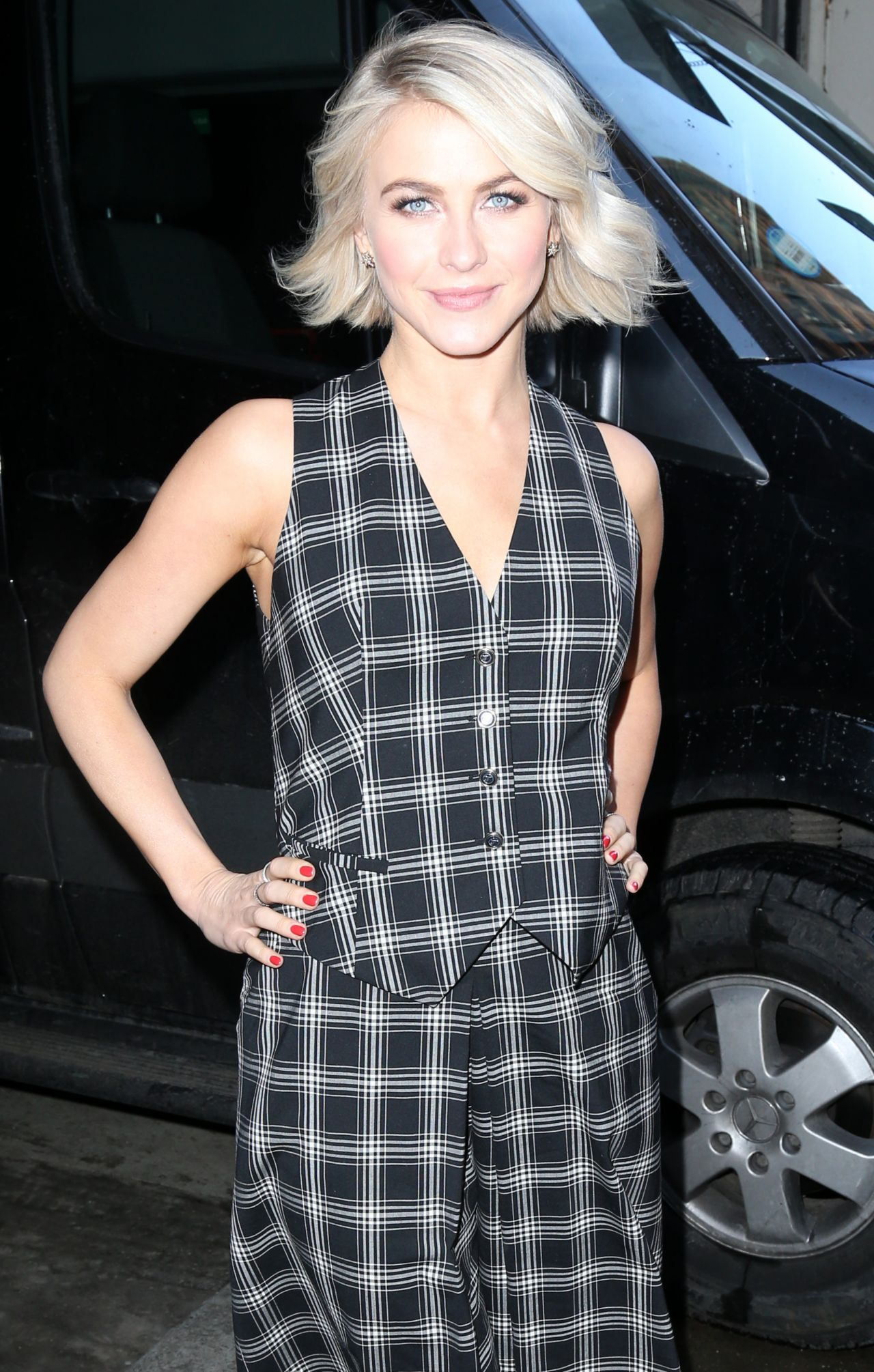 Julianne Hough - Out in New York City, March 2015