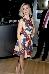 Julianne Hough Style - NYSE in New York City, March 2015