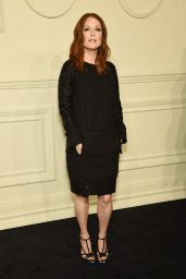 Julianne Moore – CHANEL Paris-Salzburg 2014/15 Metiers d'Art Collection in New York City