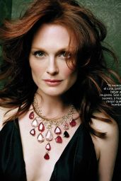 Julianne Moore - Fotogramas Magazine March 2015 Issue