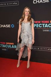 Julie Henderson - 2015 New York Spring Spectacular in NYC