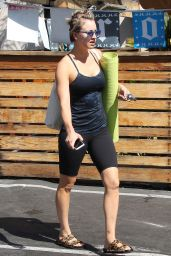 Kaley Cuoco - Leaving Yoga Class in Sherman Oaks, March 2015