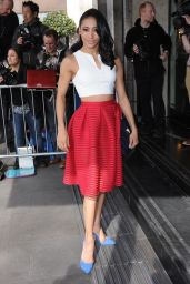Karen Hauer - The TRIC Awards 2015 in London