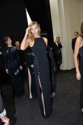 Karlie Kloss - Elie Saab Fashion Show in Paris, March 2015