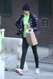 Karlie Kloss - Out in NYC, March 2015