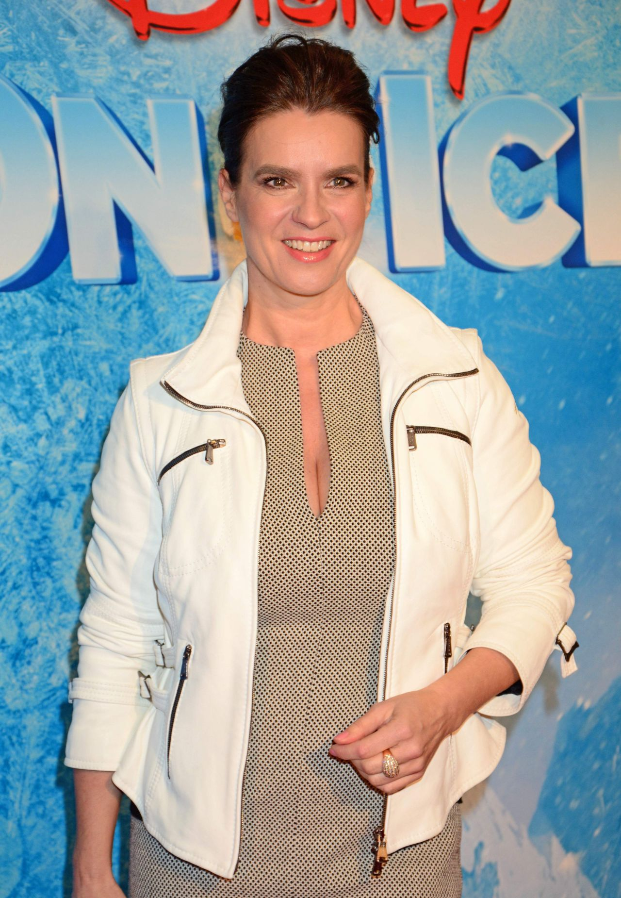 Katarina Witt - Disney On Ice Premiere in Berlin