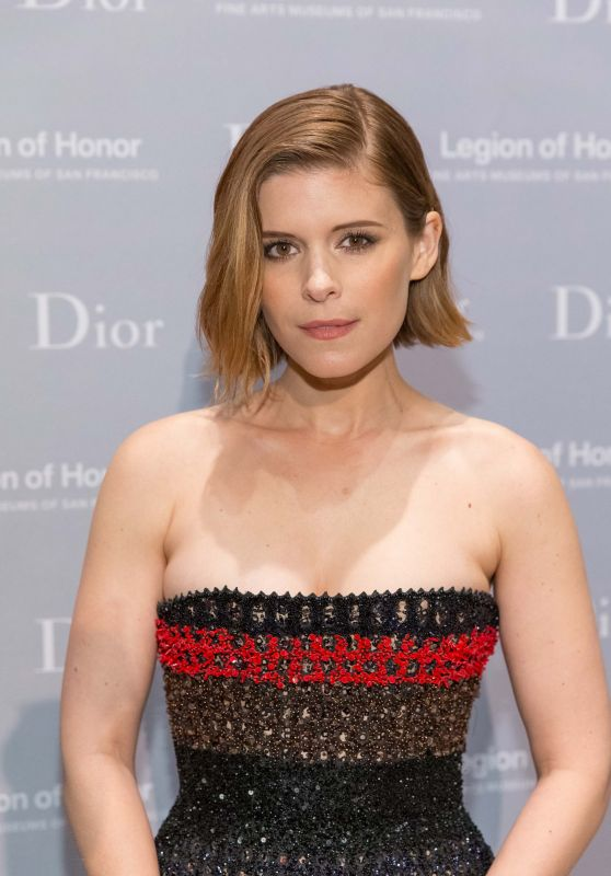 Kate Mara - 2015 Mid-Winter Gala Presented by Dior in San Francisco