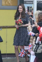 Kate Middleton at the Brookhill Children