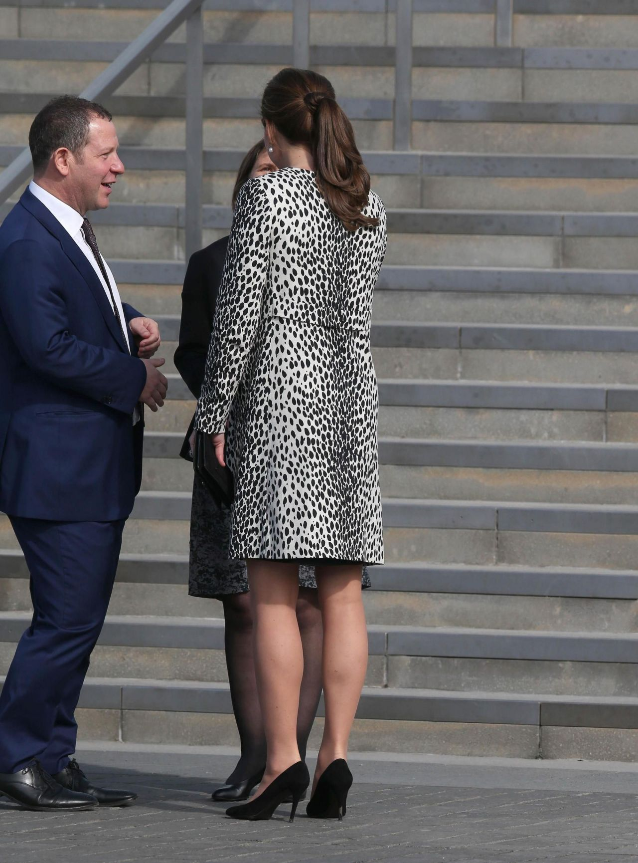Kate Middleton 2015 Celebrity Photos Style Visiting The Turner Contemporary Gallery In