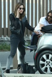 Katharine McPhee Booty in Jeans - Out in Los Angeles, March 2015
