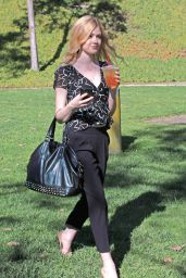 Katherine McNamara - Out in Culber City, March 2015