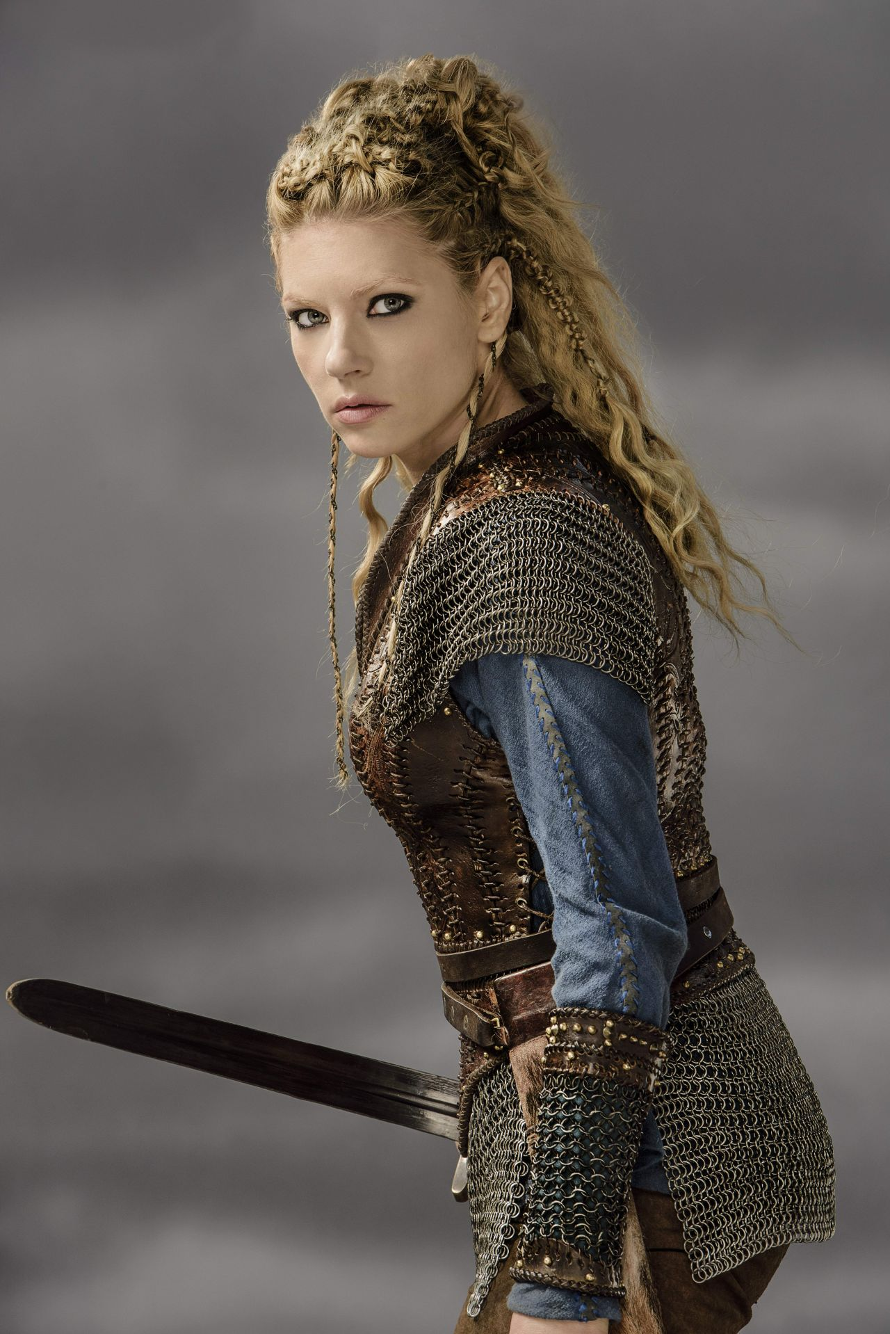 Katheryn Winnick - Vikings Season 3 Promo Photos-1373
