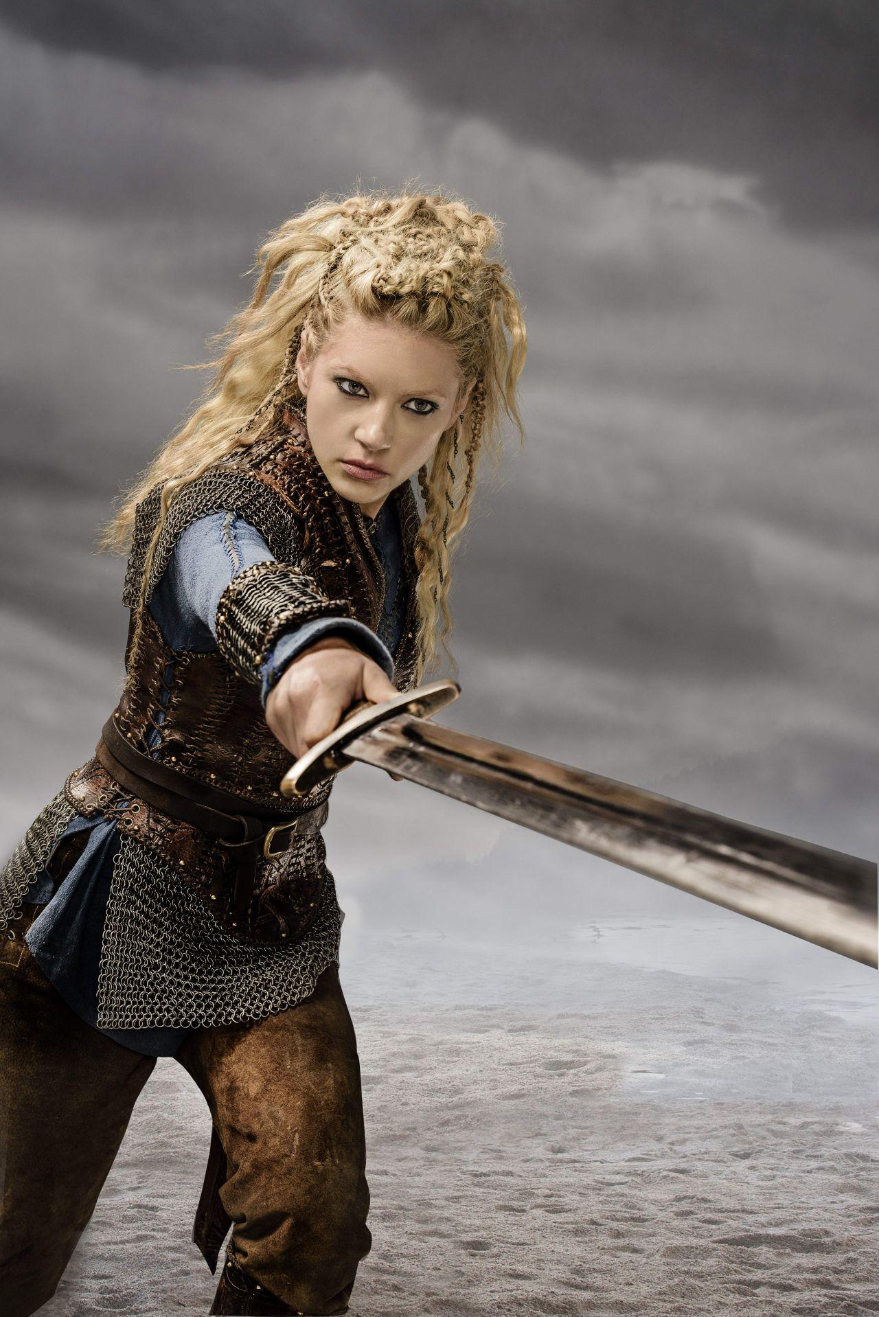 Vikings Katheryn Winnick