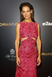 Katie Holmes - Woman In Gold Premiere in New York City