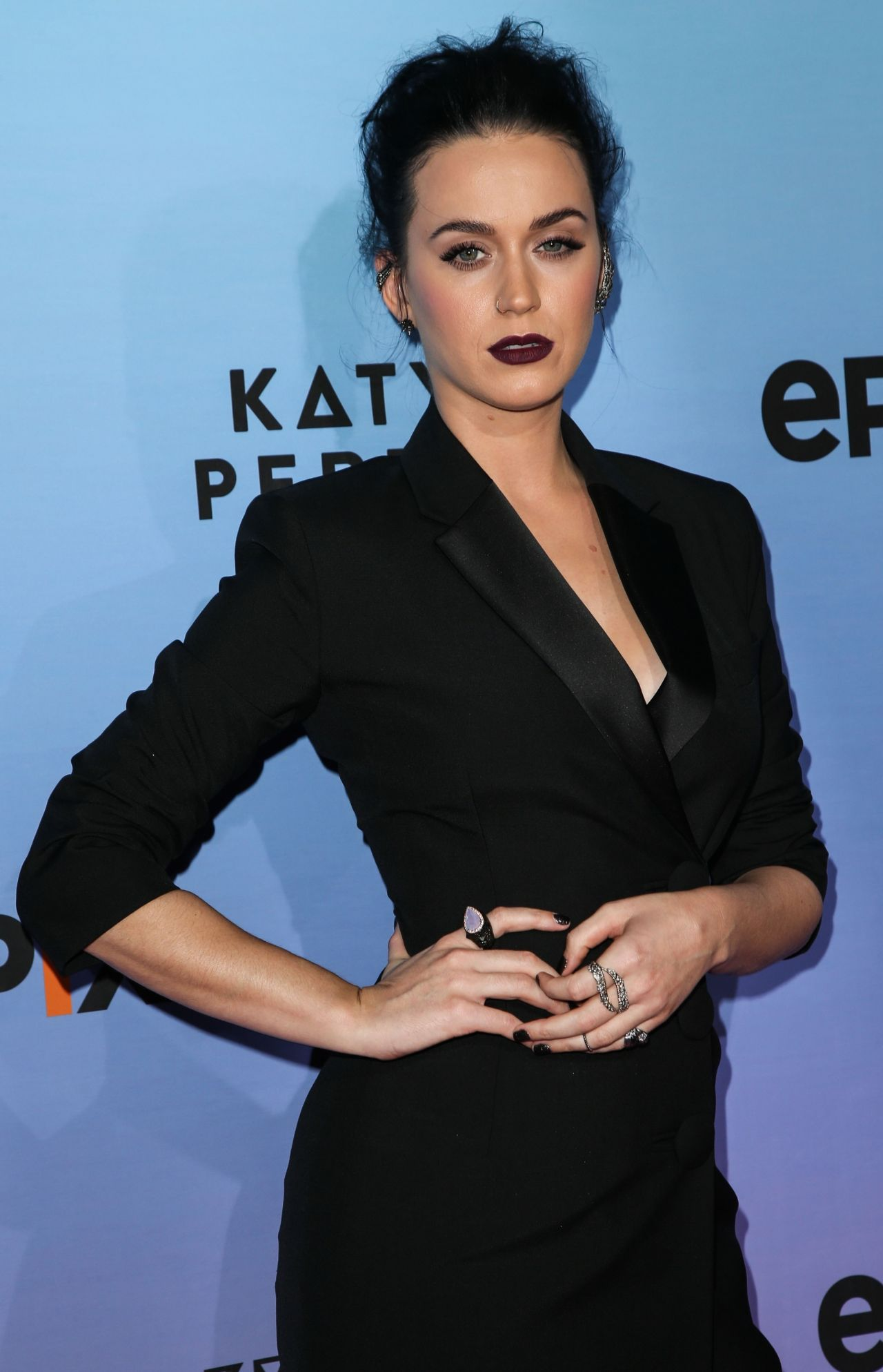 Katy Perry - Screening of EPIX's 'Katy Perry: The Prismatic World Tour ...
