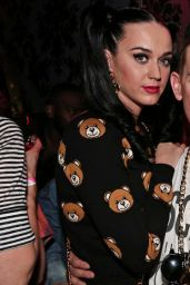 Katy Perry Style - at the Moschino After-Party in Paris, March 2015