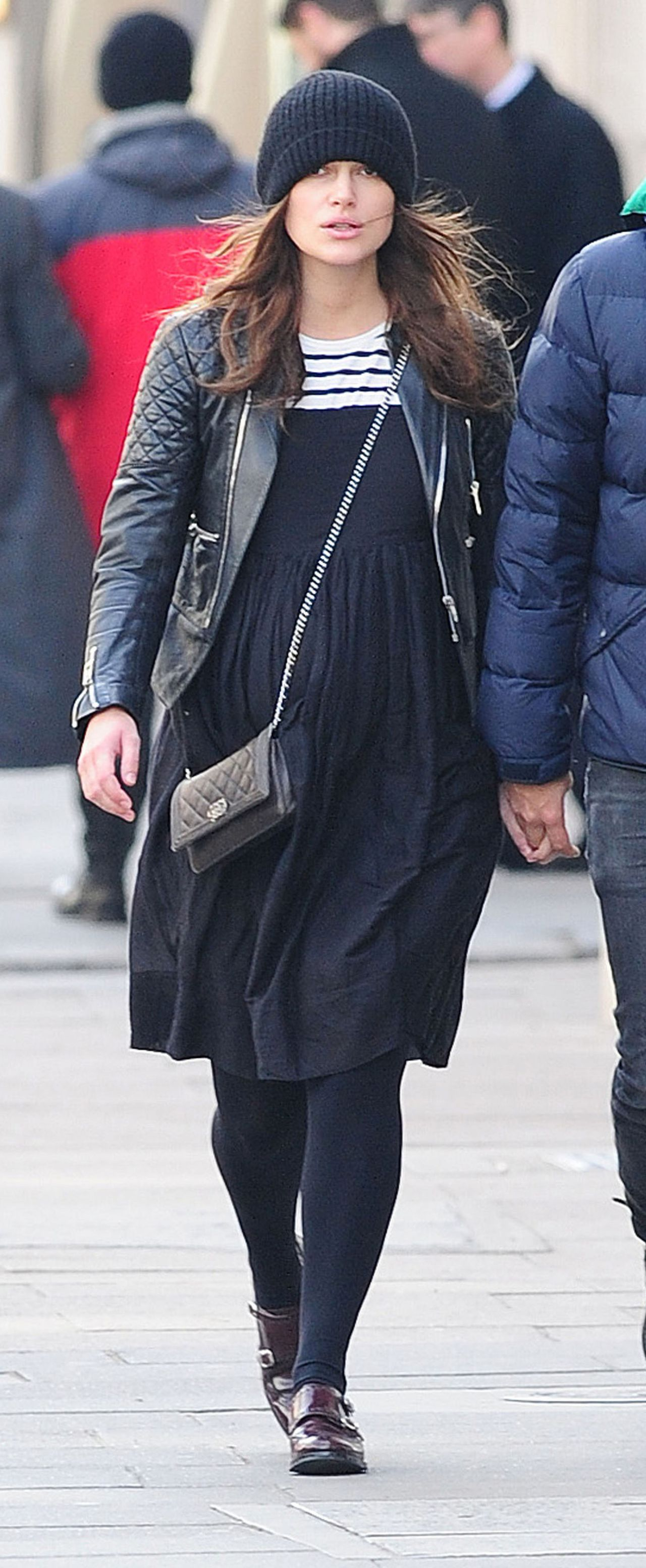 Keira Knightley Out in London - March 2015