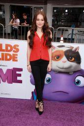 Kelli Berglund – 'HOME' Premiere in Westwood