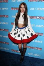 Kelli Berglund – Just Jared's Throwback Thursday Party in Los Angeles, March 2015