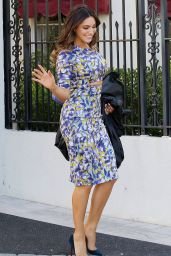 Kelly Brook - Out in West Hollywood - March 2015
