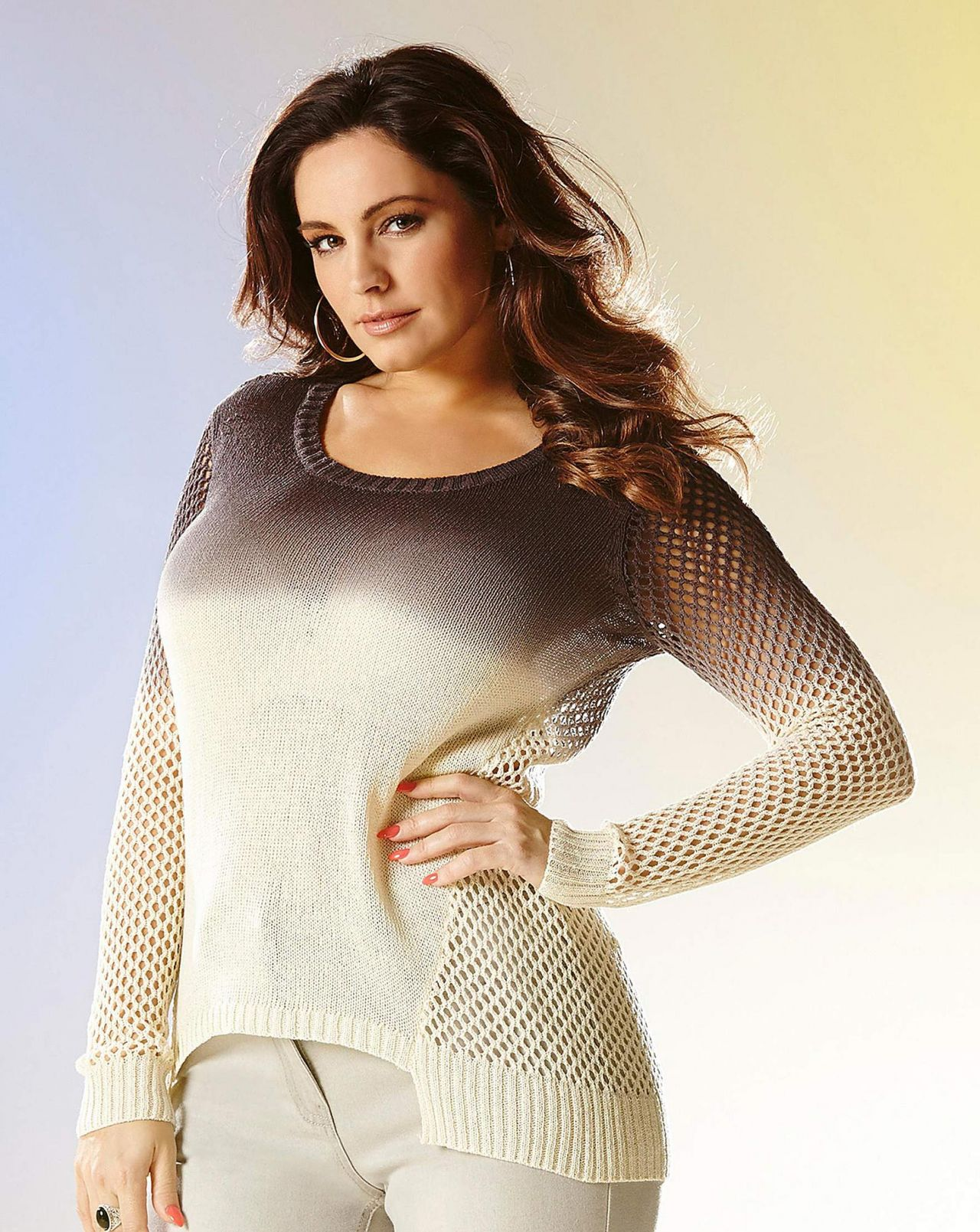 Kelly Brook Photoshoot For Simply Be Collection 2015