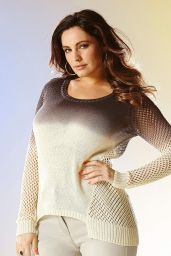 Kelly Brook - Photoshoot for Simply Be Collection 2015