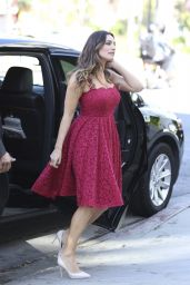 Kelly Brook Style - Out in West Hollywood, March 2015