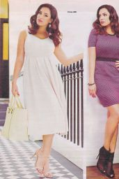 Kelly Brook - TV Extra Magazine March 8th 2015 Issue