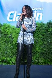 Kelly Rowland – Spring Kickoff With Claritin Event in New York City