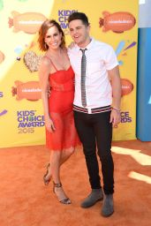 Keltie Knight – 2015 Nickelodeon Kids Choice Awards in Inglewood