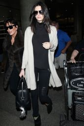 Kendall Jenner at LAX Airport, March 2015