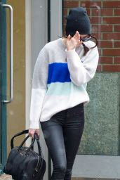 Kendall Jenner Street Style - Out in NYC, March 2015